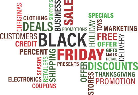 Be safe online on Black Friday and Cyber Monday
